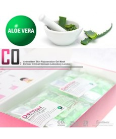 Dermier CO2 Aloe Vera – maska żelowa karboksyterapia